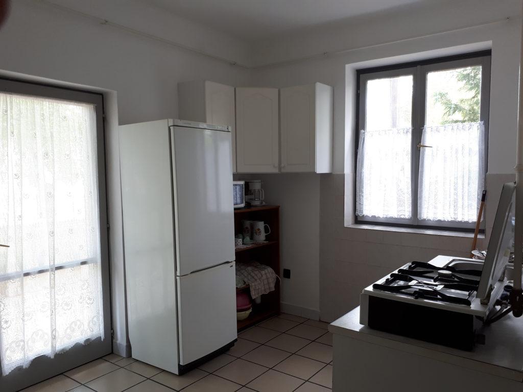 Hosszú Apartman Balatonlelle, konyha földszint