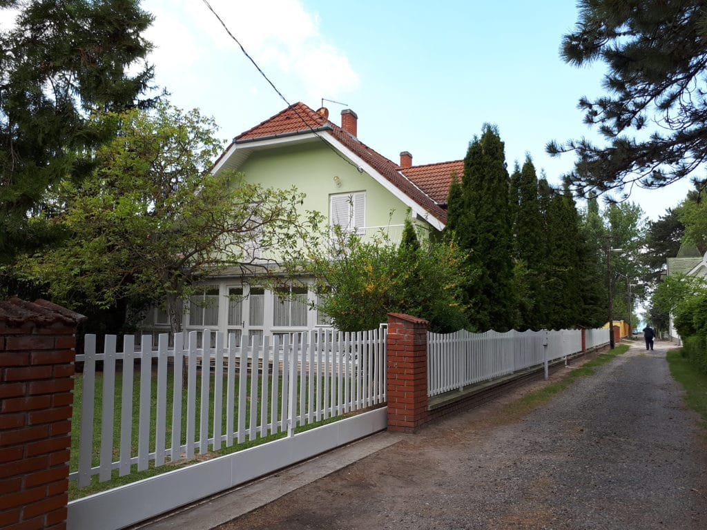 Hosszú Apartman Balatonlelle