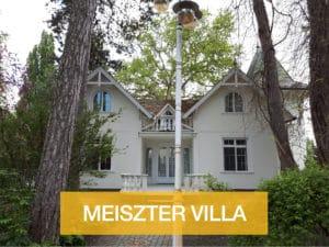 Meiszter Villa-apartman Balatonlelle