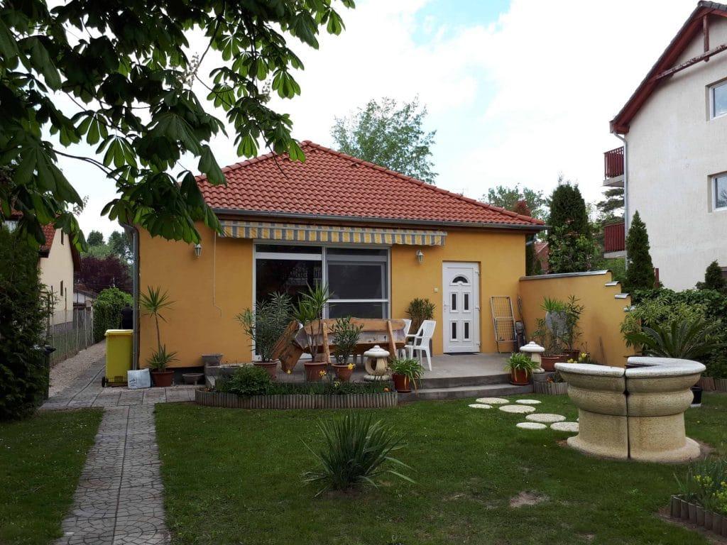 Mónika Apartman Balatonlelle, külső kép