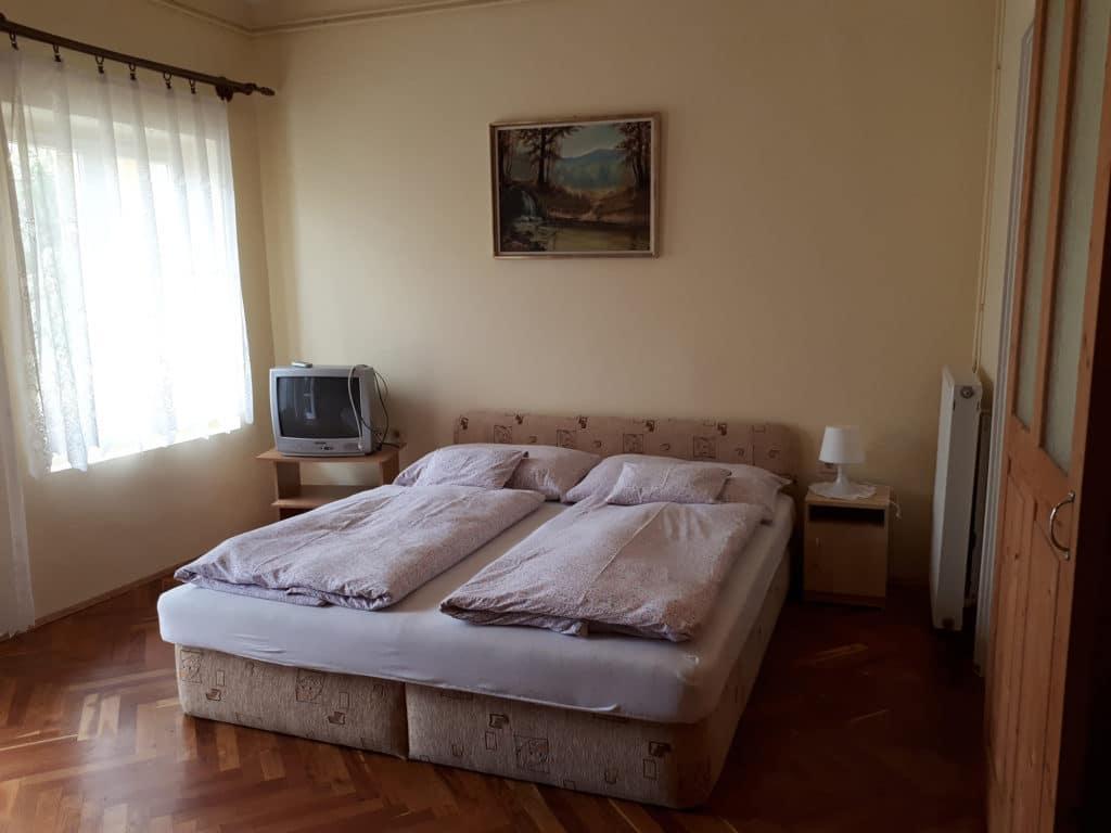 Meiszter Apartman Balatonlelle, hálószoba 1