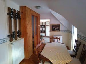Meiszter Apartman Balatonlelle, étkező 5