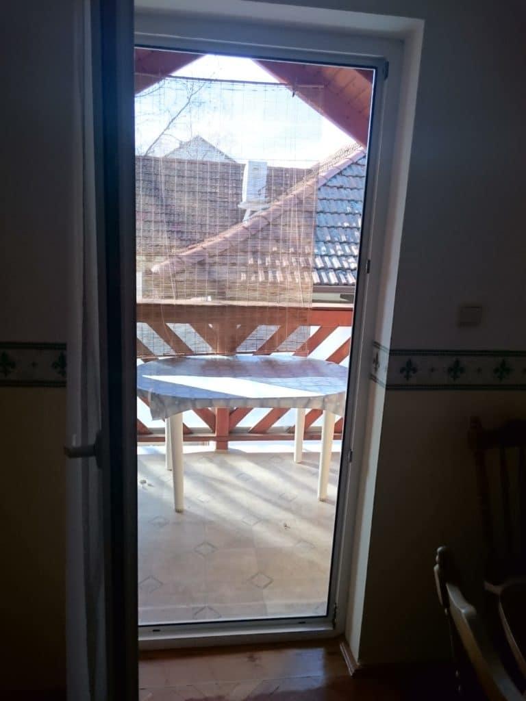 Meiszter Apartman Balatonlelle, balkon 5