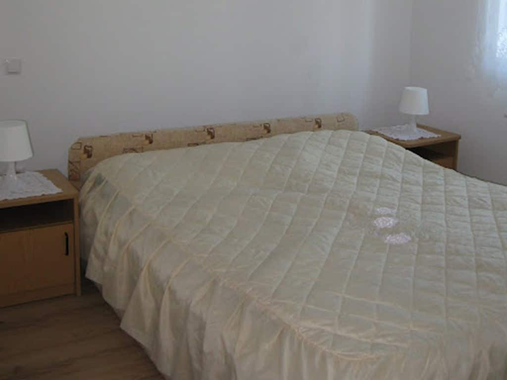 Mónika nagy apartman hálószoba