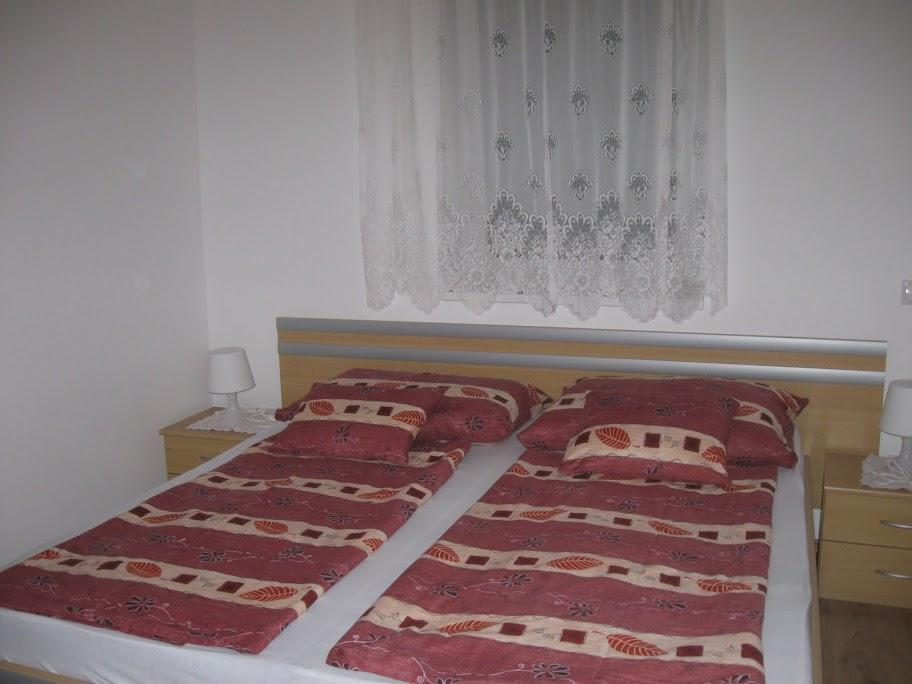 Mónika kis apartman szobőja