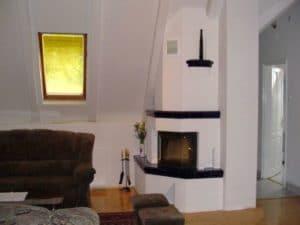 Meiszter Villa Balatonlelle, emeleti nappali