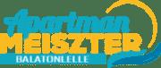 Balatonlelle Apartman Meiszter logo