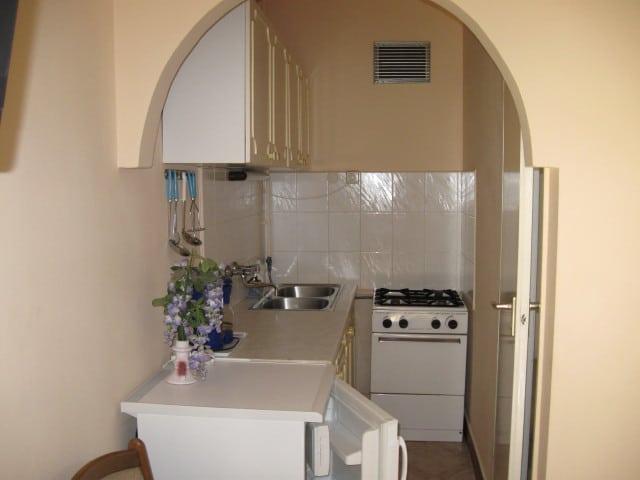Meiszter Apartman Balatonlelle, konyha 3