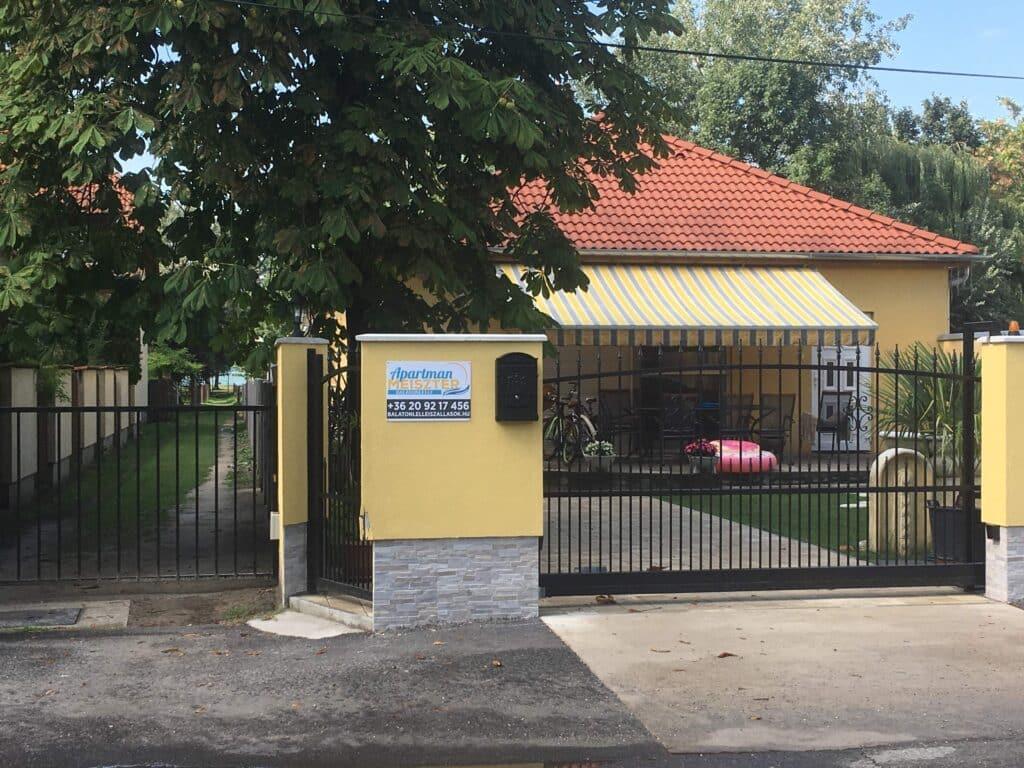 Apartments Balatonlelle - Mónika Apartments | Balatonlelle szállás - Meiszter Apartman Balatonlelle